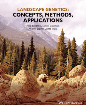 Landscape Genetics Textbook is out!